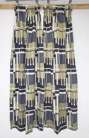 Fornasetti Curtains Nine Panels Of Frank Lloyd Wright