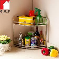 eckregal küche dapai haus jiaojia edelstahl küche regale lagerung eckregal küche