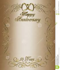 Death Anniversary Invitation Card 50th Wedding Anniversary Layouts 50th Anniversary Invitation