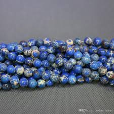 natural stone beaded necklace images 2018 jasper natural stone beads gemstone emperor beads imperial jpg