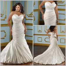 wedding dresses mermaid style plus size wedding dresses mermaid style 29 with plus size wedding