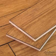 Laminate Flooring Distressed Engineered Wood Distressed Mocha Fossilized Wide T U0026g Hybrid