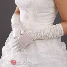 gant mariage gant exquisites creux sans doigts mariée mariage blanc