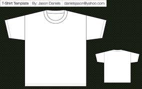 tee shirt template illustrator free download t shirt template