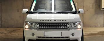 white land rover interior wheeler dealers range rover