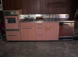 retro steel kitchen cabinets hotpoint customline modular metal kitchen cabinet stove dw sink