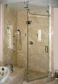 Corner Shower Glass Doors Unique Glass Door For Shower Doors Custom Regarding Corner Designs