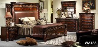 selling middle east style black bedroom furniture black