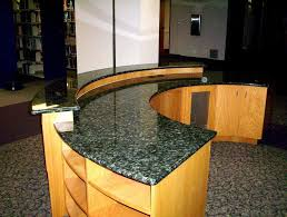 Granite Countertops With Cherry Cabinets Blue Pearl Granite Countertops Cherry Cabinets U2014 Biblio Homes