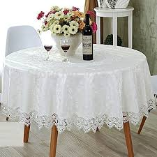 Wedding Linens For Sale Vezon Sale Elegant Jacquard Lace Tablecloth For Wedding Party