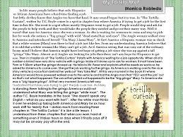 Tortilla Curtain Symbolism The Ivc Borderline Literary Journal Tortilla Mvp