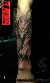 wolf tattoos tatring
