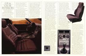 mazda cas 1984 mazda rx 7 brochure
