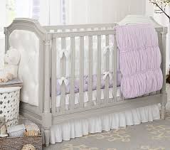 romantic baby bedding set pottery barn kids