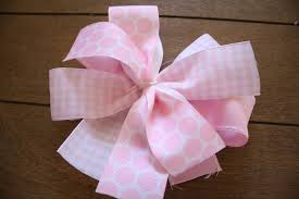 how to make a hair bow easy made by katy the hair bow