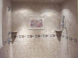 tiled shower ideas for bathrooms bath remodeling ideas