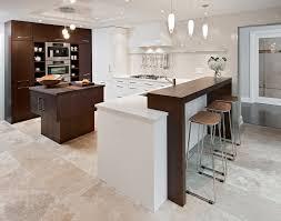 kitchen breakfast bar island breakfast bar countertop kitchen contemporary with wood