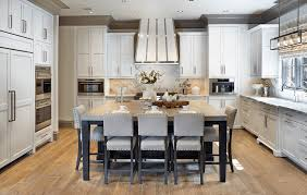 Kitchen Island Ideas And Designs Freshomecom - Kitchen island dinner table