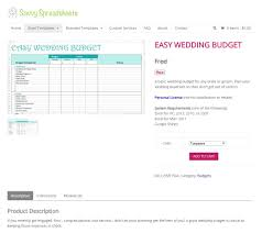 Wedding Planning Spreadsheet Boho Loves Savvy Spreadsheets Wedding Budget Speadsheets Free