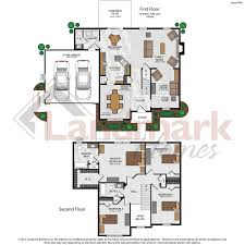 100 landmark homes floor plans millfording preserve by