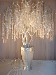 reception manzanita tree centerpieces weddingbee