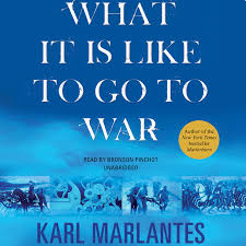 download what it is like to go to war audiobook by karl marlantes
