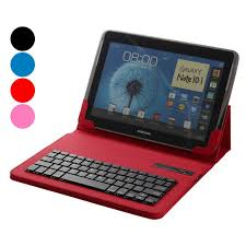 Leather Keyboard Tablet 10 Inch Universal 9 9 7 10 10 1 Inch Tablet Removable Wireless Bluetooth