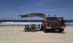 Beach Awning Who T Home Made 4wd Rooftop Awning
