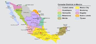 chiapas mexico map find your consular location u s embassy consulates in mexico