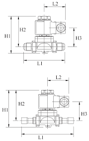 solenoid valve iceage refrigeration