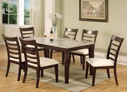 Marble Top Dining Room Tables Briliant Telegraph Contemporary Marble Top Dining Table Dining