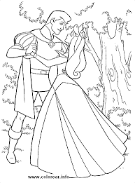 durm03 sleeping beauty printable coloring pages kids