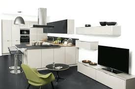 amenagement salon cuisine 30m2 idee deco cuisine ouverte sur salon sacparation cuisine ouverte