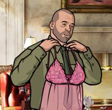 Archer Johnny Bench Called Archer And The Little Jew That U0027s Behind Him H Jon Benjamin Here