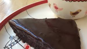 chocolate cake with chocolate sauce moist rich and so