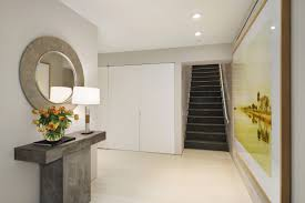 Two Sophisticated Luxury Apartments In NY Includes Floor Plans - New york apartments interior design