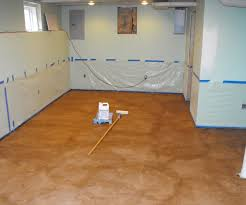 Laminate Flooring For Basement Sightly Basement Paint Colors Basement Concrete Paint Or Stain