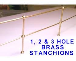 Brass Handrails Brass Handrail Stanchions Test