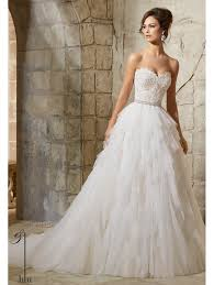 tulle wedding dresses mori 5366 soft tulle wedding dress ivory