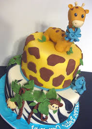 safari baby shower cupcakes adorably wild safari baby shower