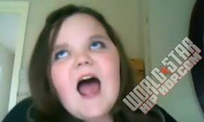 Meme Girl - meet your new musical meme the psycho girl who freaks out when