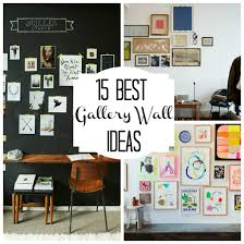 best gallery walls gallery wall ideas wasedajp home deco inspirations