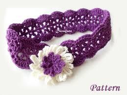 baby crochet headbands crochet headband pattern baby crochet headband pattern