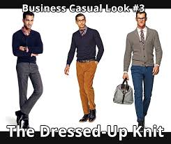 attire men the ultimate guide to business casual for men
