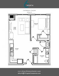 studio 1 u0026 2 bedroom floor plans 6 north manchester apartments