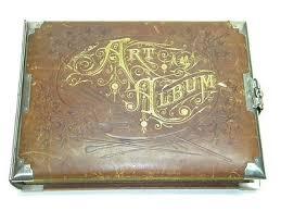 Antique Photo Album 47 Best Victorian Photo Albums Images On Pinterest Victorian