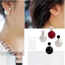 sided earrings 2018 sided fashion earrings can be worn early autumn