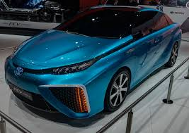 toyota new car toyota is ready to sell fuel cell cars in 2015 after a decade of