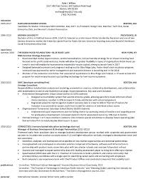 Hbs Resume Kwportfolio Resume