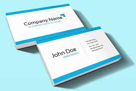 Template Business Card Psd 30 Free Psd Business Card Templates